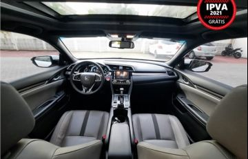 Honda Civic 1.5 16V Turbo Gasolina Touring 4p Cvt - Foto #2