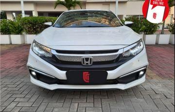 Honda Civic 1.5 16V Turbo Gasolina Touring 4p Cvt - Foto #3