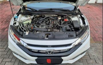 Honda Civic 1.5 16V Turbo Gasolina Touring 4p Cvt - Foto #6