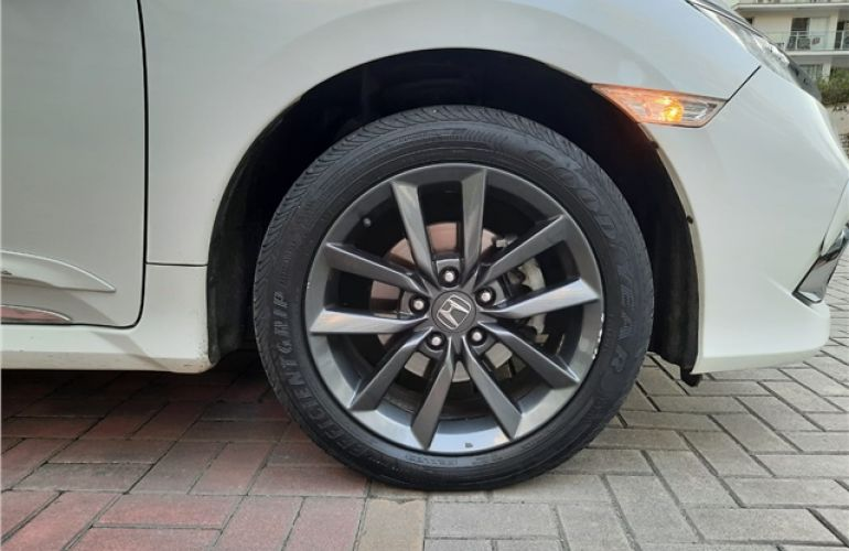 Honda Civic 1.5 16V Turbo Gasolina Touring 4p Cvt - Foto #7