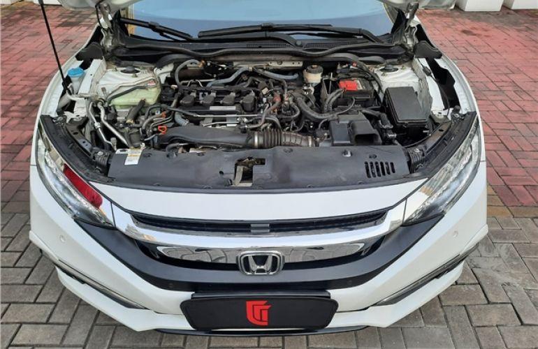 Honda Civic 1.5 16V Turbo Gasolina Touring 4p Cvt - Foto #8
