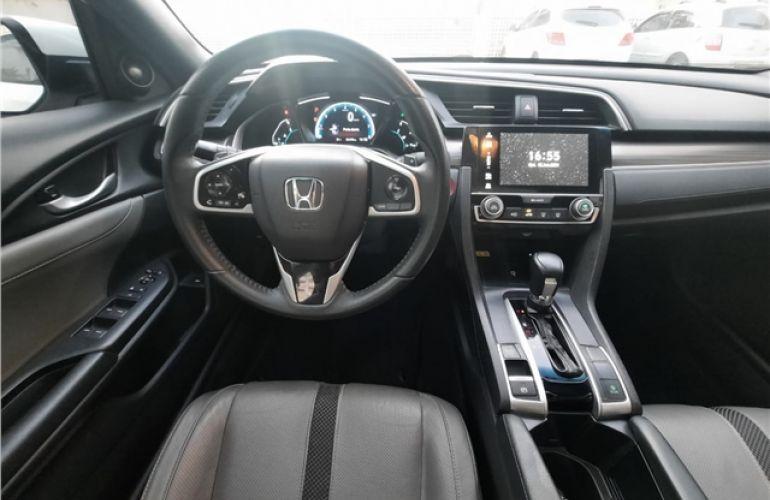 Honda Civic 1.5 16V Turbo Gasolina Touring 4p Cvt - Foto #9