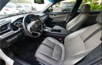 Honda Civic 1.5 16V Turbo Gasolina Touring 4p Cvt - Foto #10