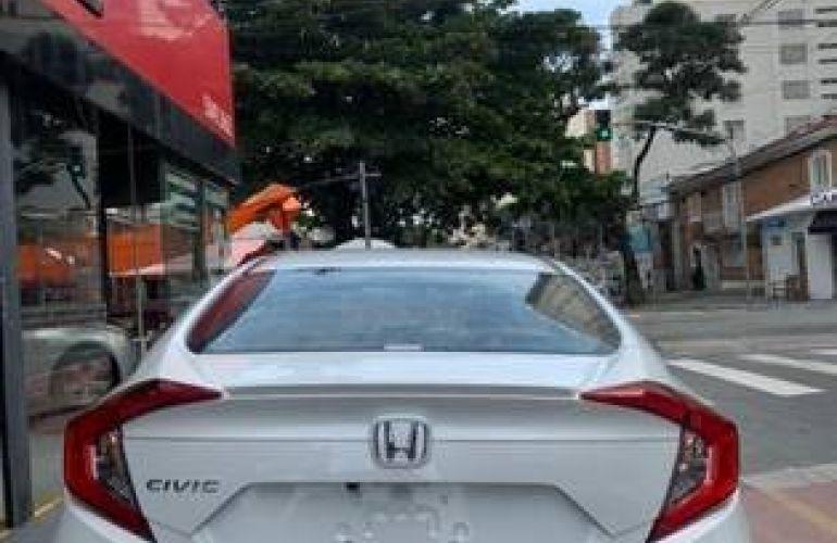 Honda Civic 2.0 16V Sport - Foto #5
