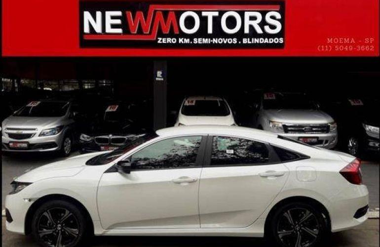 Honda Civic 2.0 16V Lx - Foto #1