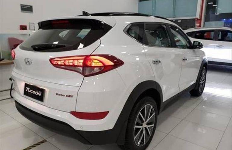 Hyundai Tucson 1.6 16V T-gdi Limited - Foto #4