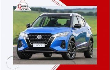 Nissan Kicks 1.6 16V Flexstart Exclusive