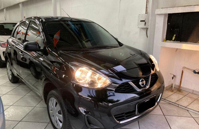 Nissan March 1.0 12V S (Flex) - Foto #2