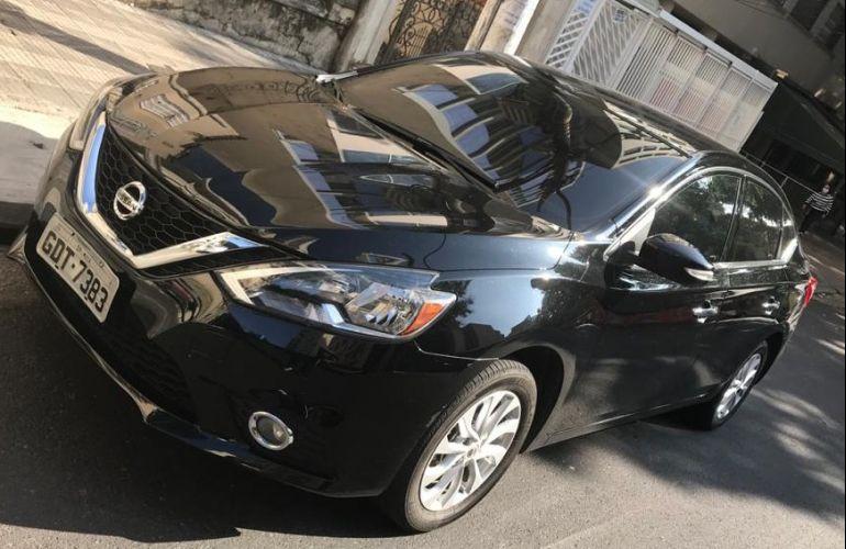 Nissan Sentra S 2.0 CVT (Flex) - Foto #5