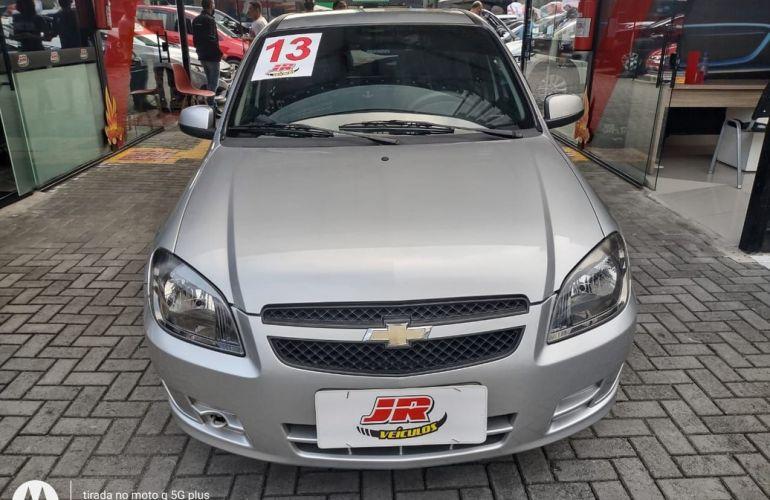 Chevrolet Celta 1.0 MPFi LT 8v - Foto #9