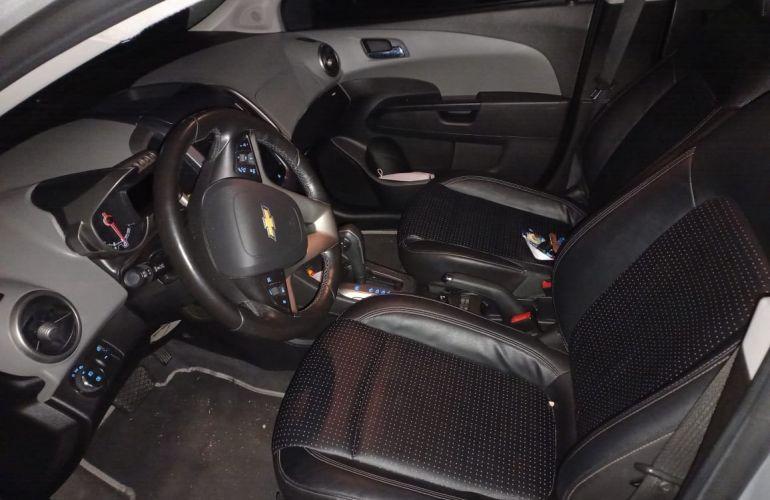 Chevrolet Sonic Hatch LTZ 1.6 (Aut) - Foto #5