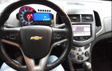 Chevrolet Sonic Hatch LTZ 1.6 (Aut) - Foto #7