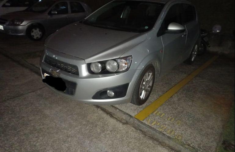 Chevrolet Sonic Hatch LTZ 1.6 (Aut) - Foto #2