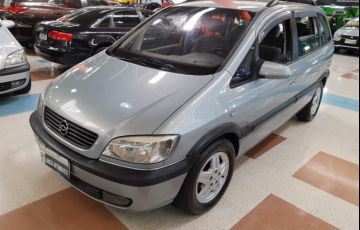 Chevrolet Zafira 2.0 MPFi CD 16v