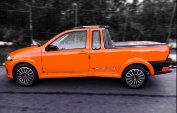 Fiat Strada Sporting 1.8 16V (Flex) - Foto #3