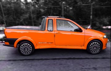 Fiat Strada Sporting 1.8 16V (Flex) - Foto #4