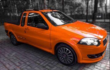 Fiat Strada Sporting 1.8 16V (Flex) - Foto #5