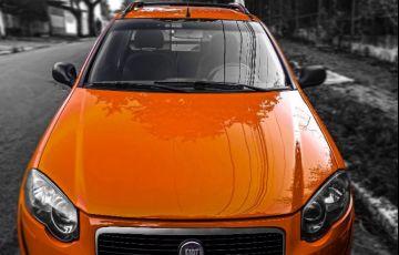 Fiat Strada Sporting 1.8 16V (Flex) - Foto #8