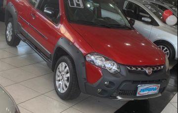 Fiat Strada 1.8 MPi Adventure CD 16v - Foto #9