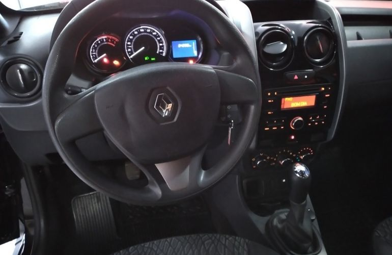 Renault Duster Oroch 1.6 16V Expression (Flex) - Foto #8