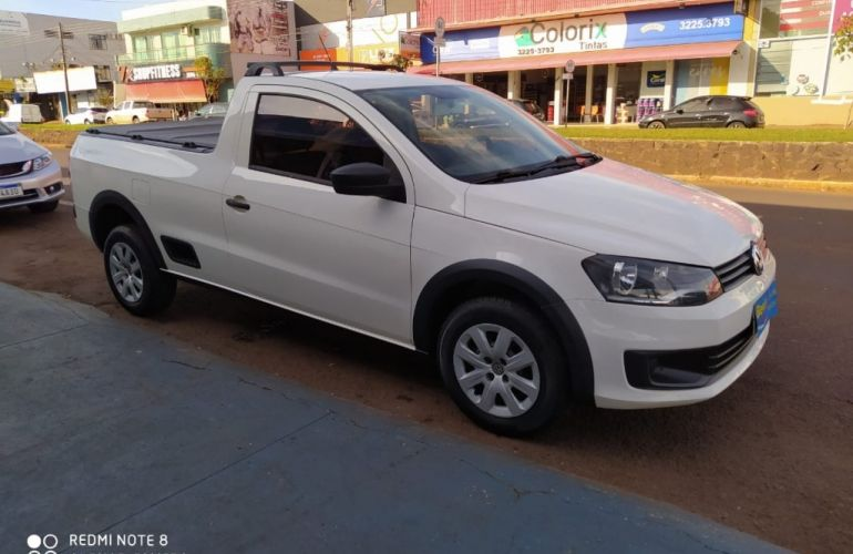 Volkswagen Saveiro Trend 1.6 (Flex) - Foto #1