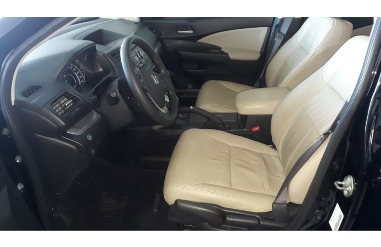 Honda CR-V LX 2.0 16v Flexone (Aut) - Foto #5