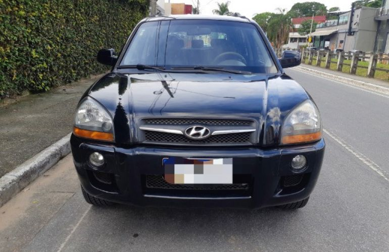 Hyundai Tucson GLS 2.0 16V (Flex) (aut) - Foto #1