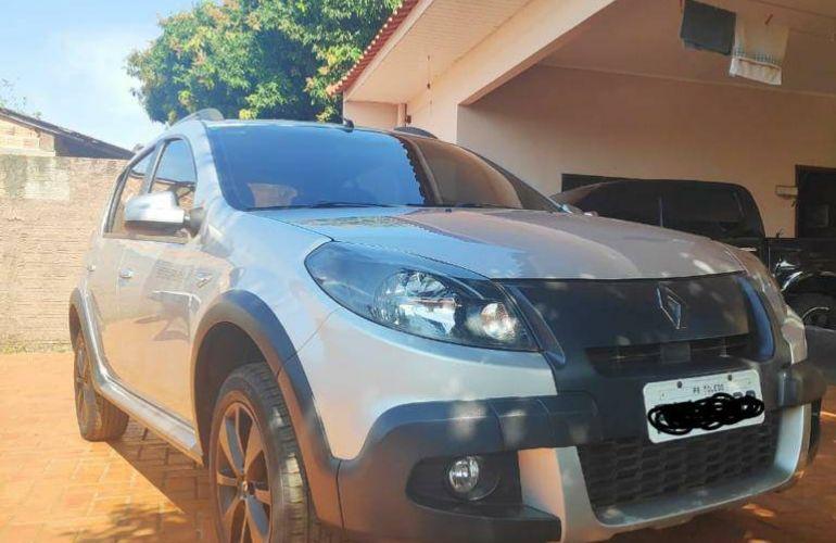 Renault Sandero Privilege 1.6 16V (Flex)(aut) - Foto #9