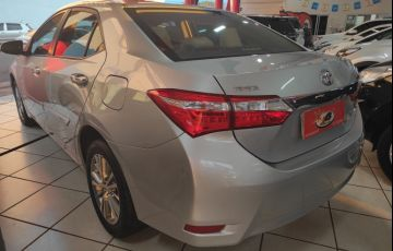 Toyota Corolla Sedan Altis 2.0 16V (flex) (aut) - Foto #5