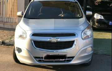 Chevrolet Spin 1.8 LT 8v - Foto #2