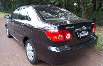 Toyota Corolla Sedan SEG 1.8 16V (aut) - Foto #7