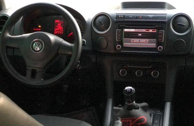 Volkswagen Amarok 2.0 SE 4x4 CD 16V Turbo Intercooler - Foto #9