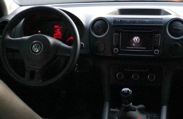Volkswagen Amarok 2.0 SE 4x4 CD 16V Turbo Intercooler - Foto #10