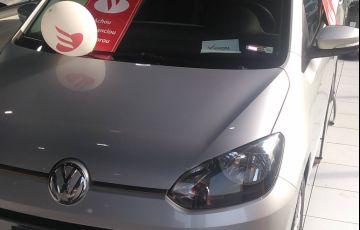 Volkswagen Up! 1.0 12v E-Flex move up! I-Motion 4p