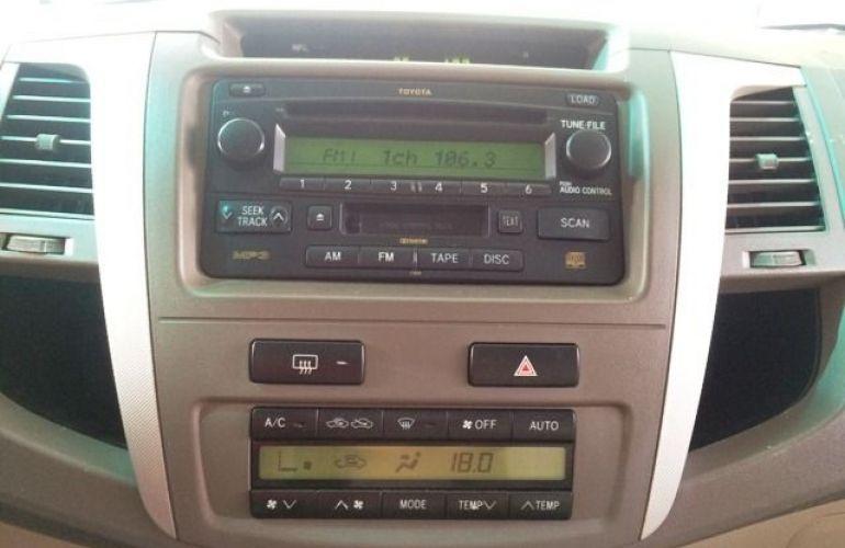 Toyota SW4 SRV 4X4 3.0 Turbo Intercooler 16V - Foto #6