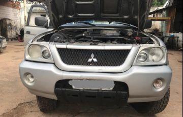 Mitsubishi L 200 GLS 4x4 2.5 Turbo (nova série) (cab. dupla)