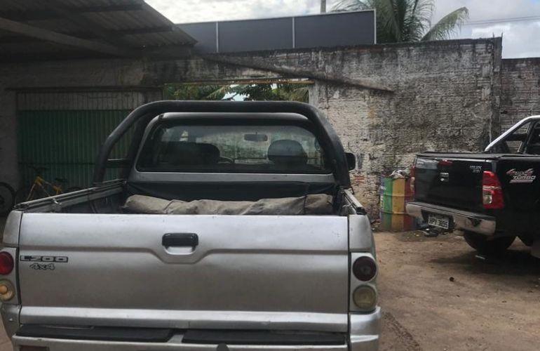 Mitsubishi L 200 GLS 4x4 2.5 Turbo (nova série) (cab. dupla) - Foto #2