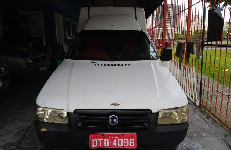 Fiat Fiorino Furgão 1.3 (Flex) - Foto #5
