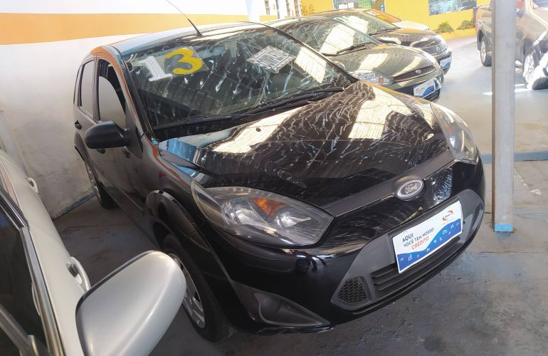 Ford Fiesta Hatch Rocam Pulse 1.0 (Flex) - Foto #3