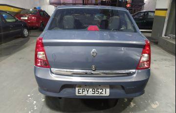 Renault Logan Expression 1.6 8V Hi-Torque (flex) - Foto #4
