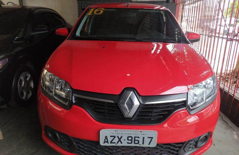 Renault Sandero Expression 1.0 16V (Flex) - Foto #1