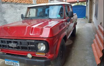 Chevrolet C10 Pick Up Luxe 2.5 (Cab Simples)