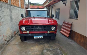 Chevrolet C10 Pick Up Luxe 2.5 (Cab Simples) - Foto #3
