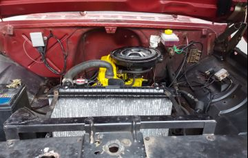 Chevrolet C10 Pick Up Luxe 2.5 (Cab Simples) - Foto #10