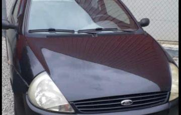 Ford Ka 1.0 MPi (Ka One)