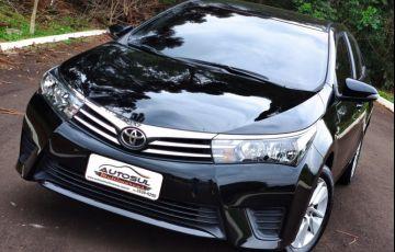 Toyota Corolla 2.0 GLi CVT