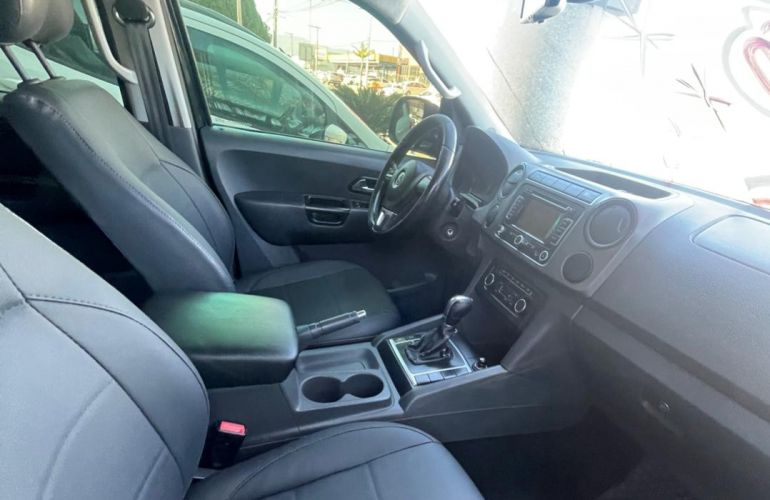 Volkswagen Amarok 2.0 SE 4x4 TDi (Cab Dupla) - Foto #3