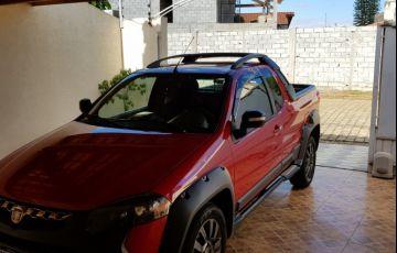 Fiat Strada Adventure 1.8 16V (Flex) (Cabine Estendida) - Foto #4