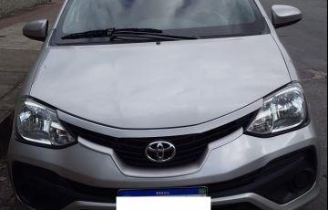 Toyota Etios X 1.3 (Flex) (Aut) - Foto #2