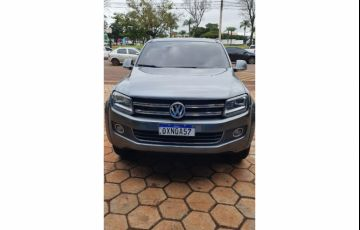 Volkswagen Amarok 2.0 CD 4x4 TDi Highline Extreme (Aut)